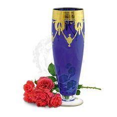 Цветочная ваза DINASTIA BLU от Migliore