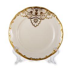 Набор фарфоровых тарелок 19 см ЛАКЕ от Weimar Porzellan на 6 персон