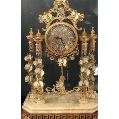 Часы настольные ОРХИДЕЯ от Cevik, керамика