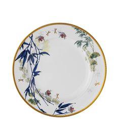 Фарфоровая тарелка 27 см ТУРАНДОТ, белый цвет, от Rosenthal