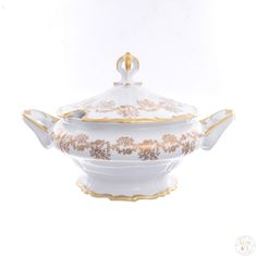 Столовый фарфоровый сервиз от Queen's Crown (Prince Porcelain) на 6 персон, 29 предметов