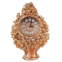 Настольные часы Royal Classics, бронза, высота 68 см