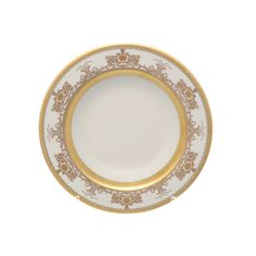 Набор глубоких тарелок 23 см CREME SAPHIR GOLD от Falkenporzellan на 6 персон