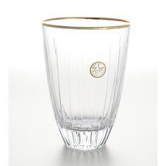 Набор хрустальных стаканов 350 мл для воды ФЛОРЕНЦИЯ от Same, 6 шт.