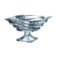 Фруктовница 28 см CASABLANCA от Crystalite Bohemia, стекло