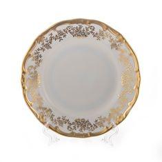 Набор фарфоровых тарелок 19 см КАСТЭЛ от Weimar Porzellan, 6 шт.