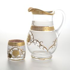 Набор для воды Crystalex Bohemia на 6 персон, 7 предметов, стекло