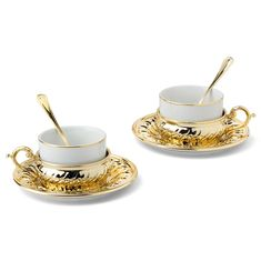 Набор чайных пар STRADIVARI