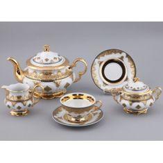 Чайный сервиз НАЦИОНАЛЬНЫЕ ТРАДИЦИИ 2135, серия Саудовская Аравия (оливковый) от Rudolf Kampf