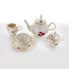 Сервиз чайный ДИПЛОМАТ ivory от Bernadotte