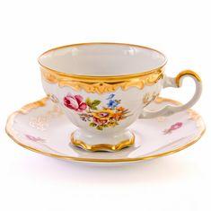 Набор чайных пар САНКТ-ПЕТЕРБУРГ 1145