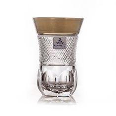 Набор чайных стаканов 150 мл АРМУДА БИБИГОЛД