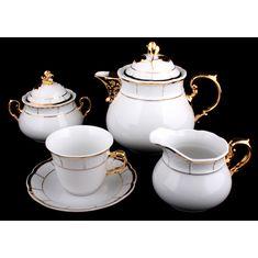 Чайный сервиз МЕНУЭТ от Thun 1794 a.s.