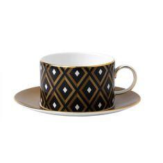 Чайная пара АРРИС (Arris) от Wedgwood