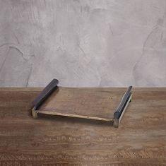 Поднос с ручками-2 от Roomers